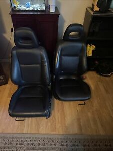 Leather Seats From 1997 Acura Integra