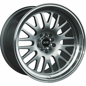 4 17x8 Hypersilver Wheel Xxr 531 4x100 4x4 5 25