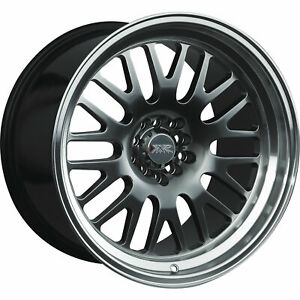 4 17x8 Chromium Black Wheel Xxr 531 4x100 4x4 5 25