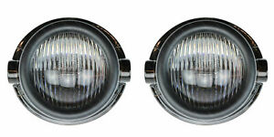One Pair Of Hella Front Fog Lamps To Fit Ford Focus St170 2002 To 2005