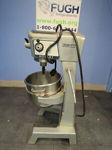 Hobart D 300 30 Qt 220v 3ph All Purpose Mixer Accessories With Free Shipping