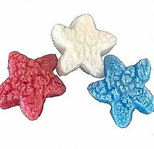 Compostable Biodegradable Packing Peanuts Red White And Blue 1 5 Cu Ft Funpak