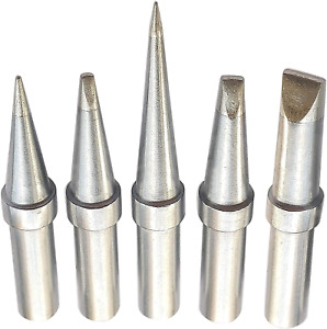 Quality Shinenow Et Replacement Soldering Iron Tips For Weller Wes51 Wesd51 5pcs