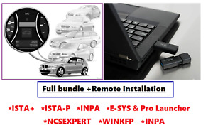 Bmw Ista d Ista p 3 67 Or E sys Download Link With Remote Installation