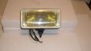 Hella Comet 550 Clear Driving Light Made In Germany