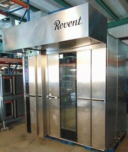 Revent 724g Gas Double Rack Oven