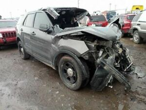 Heater Core Auxiliary Fits 16 19 Explorer 7658219