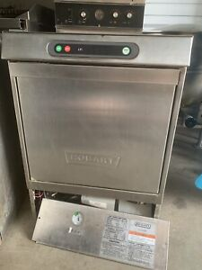 Hobart Lxi Series Commercial Under Counter Dishwasher Lxi