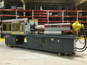 Van Dorn 230 Ton Injection Mold Machine 230 rs 20fht Used 113370