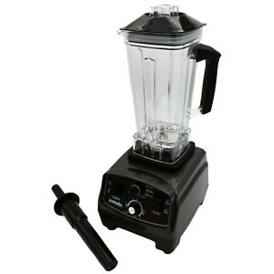 1600w Commercial Blender With 2 Liter Capacity New Paladin Equipment