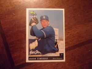 1991 BELOIT BREWERS Classic Best Single Cards YOU PICK FROM LIST $1 each OBO $1.00
