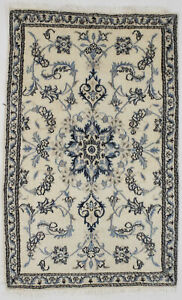 Small Thick Pile Floral Design 3x5 Hand Knotted Area Rug Oriental Decor Carpet