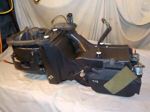 97 98 Jeep Wrangler Non ac Heater Box Assembly With Motor