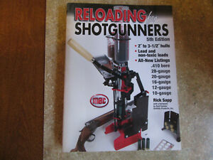 Reloading for Shotgunners 5th Edition Paperback – January 1 2005 $95.00