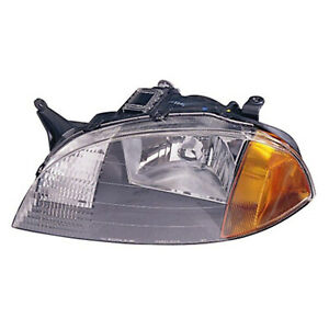 Aftermarket Replacement Driver Side Headlight Lens Housing 114 58540l V