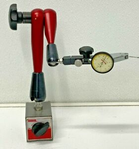 Spi 98 363 5 Flexible Indicator Transfer Stand W magnetic Base 65a