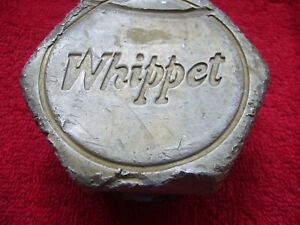 Vintage 1920 s Whippet Auto Wheel Grease Cap Dust Cover Fine Threads