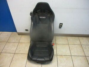 2015 2017 Ford Mustang Coupe Recaro Right Rh Passenger Front Leaguer Seat Oem