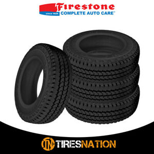 4 New Firestone Transforce At 2 265 75r16 123 120r Tire