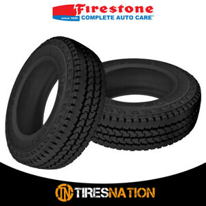 2 New Firestone Transforce At 2 265 75r16 123 120r Tire