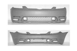 Cpp Front Bumper Cover For 2003 2004 Toyota Matrix To1000236