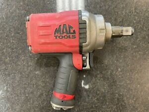 Mac Tools Awp075 3 4 Inch Air Impact Wrench Gun Heavy Duty Titanium Housing
