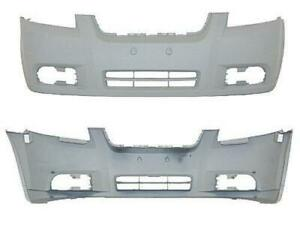 Cpp Front Bumper Cover For Chevrolet Aveo Pontiac Wave Gm1000833