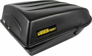 Jegs Performance Products 90098 Rooftop Cargo Carrier Capacity 18 Cu Ft