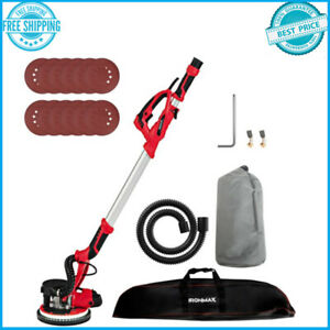 Electric Drywall Sander 750w Variable Speed Sanding Walls And Ceilings New