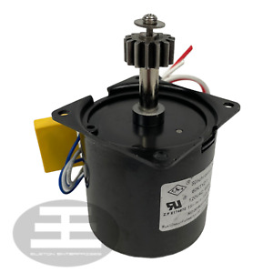 Great Northern Popcorn 8 Oz Machines Replacement Part Drive Motor With Gear