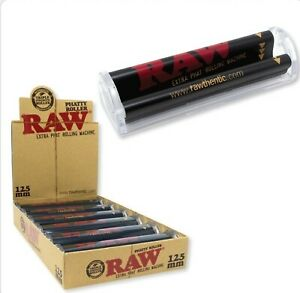1 Raw Rolling Papers Phatty Roller 125mm Extra Phat Rolling Machine Fast Ship