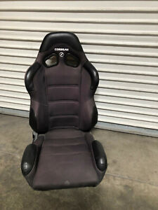 Used Corbeau A4 Wide Passenger Front Reclining Racing Seat Universal Bottom