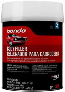 Sale Off Bondo Body Filer 1 Gallon Car Paint Body Paint And Fillers Auto Body Re
