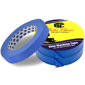 Bates Painters Tape 0 7 Inch Paint Tape 3 Pack Of Painter Tape Painting Blue