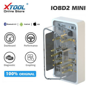 Xtool Iobd2 Mini Bluetooth 4 0 Auto Obdii Code Reader Scanner For Ios Android