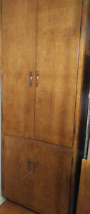Antique Wardrobe Armoire