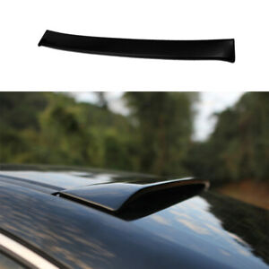 Fit For Honda Accord 8th 2008 2013 Abs Black Roof Spoiler Tail Lip Wing Bar 1pcs
