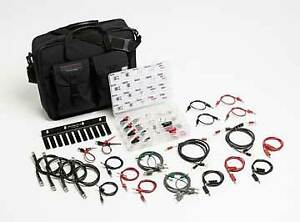 Pomona Ck73041 Dmm Test Leads Probes Deluxe Calibration Kit