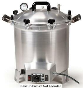 New All American 75x Electric Autoclave