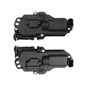 Power Door Lock Actuator Motor 1 Left 1 Right Pair For Ford Lincoln Mercury