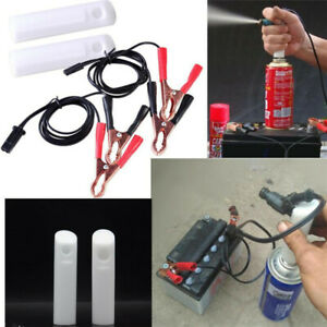 Parts Car Motorcycle Fuel Injector Flush Cleaner Adapter Cleaning Tool Diy Kit