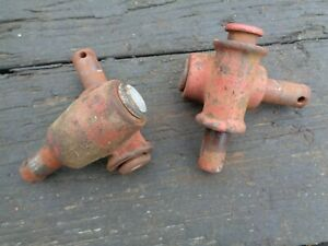Ford Tractor 8n 3pt Knuckles W pins Left Right