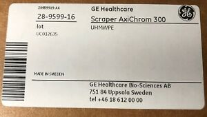 Ge Healthcare Cytiva 28959916 Axichrom 300 Scraper 2 pack For Axichrom Column