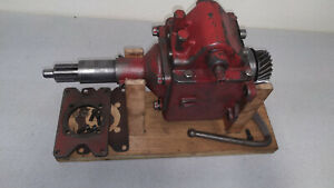 Ford Tractor Sherman Combination Auxiliary Transmission