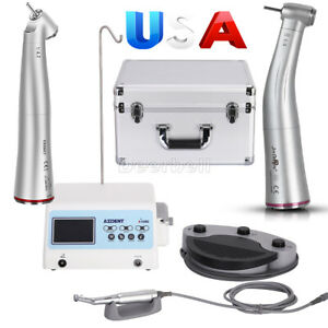 Dental Surgical Implant Brushless Motor 1 5 1 4 2 Contra Angle Led Handpiece