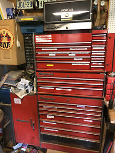 Snap On Tool Box With Tools Used