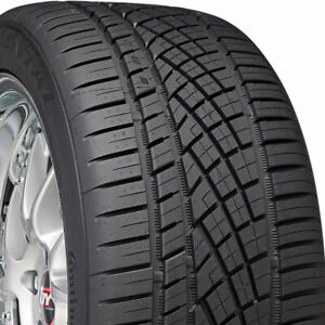 2 New Continental Extreme Contact Dws06 Plus 225 40 18 92y 88151