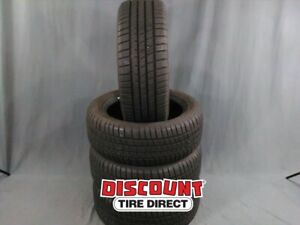 4 Used 225 50 17 Michelin Pilot Sport A S 3 Plus 50r R17 Tires 31410