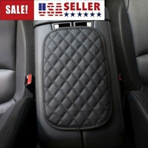 Universal Armrest Cushion Cover Center Console Box Pad Protector Car Accessories Fits Gmc