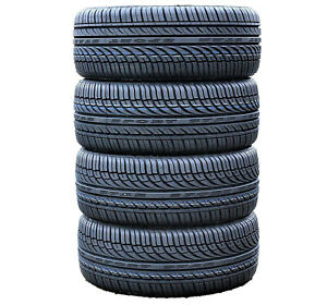 Set Of 4 Fullway Hp108 195 65r15 91h A S All Season Performance Tires Qty 4